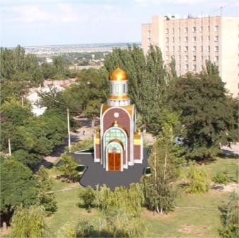 Храм во имя святой мученицы Татьяны