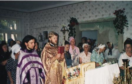 Храм в честь успения Пресвятой Богородицы в Мелитополе
