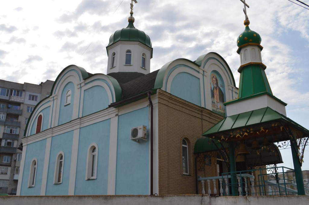 Храм во имя преподобного Серафима Саровского