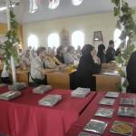 Торжественный вечер на катехизаторских курсах