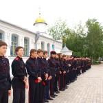 Открытие детского православного лагеря