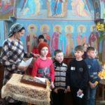 Стихи о прощении звучали в храме св. Екатерины