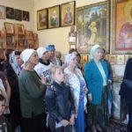 Прихожане мелитопольских храмов побывали в заповеднике Аскания Нова
