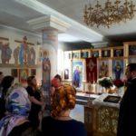Благочинный церквей города Мелитополя провел беседу с участниками форума- презентации.