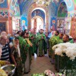 Кафедральный собор во имя св. блгв. князя Александра Невского отметил престольный  праздник.