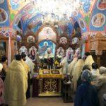 В Мелитополе соборно помолились священнослужители и миряне о мире в Украине и Предстоятеле УПЦ митрополите Онуфрии.